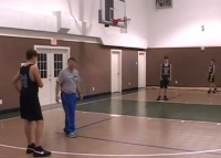 Youth Basketball Motion Offense Video