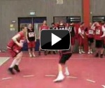 Defensive Slide Video